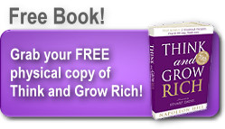 Olle Persson Think and Grow Rich Book Give away.